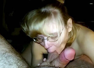 Leslie glass suck cock
