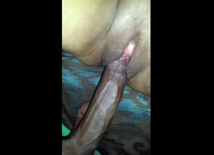 Black ambush creampie