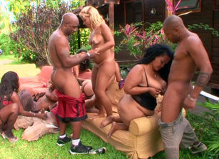 Blacks and blondes tumblr